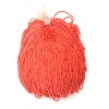 Seedbead 10/0 Luster Strung Opaque Orange